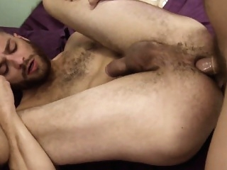 Hung twink cocksucked before anally fucked amateur (gay) bears (gay) big cocks (gay)