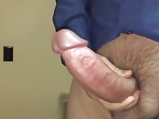 Cum Anyone? 02 amateur big cock handjob