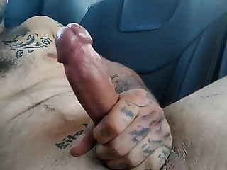 Car Play at Target bdsm big cock masturbation