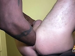 INTERRACIAL DEEP FISTING WITH AMERIFIST AND JOHN THOMAS gay
