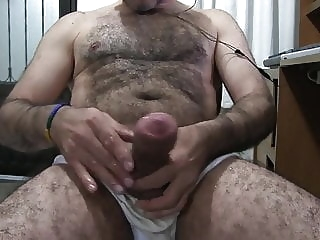 Str8 daddy is home alone man (gay) amateur (gay) big cock (gay)