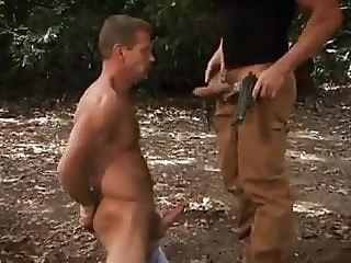 Abuso en el Bosque gay porn (gay) hunk (gay) man (gay)