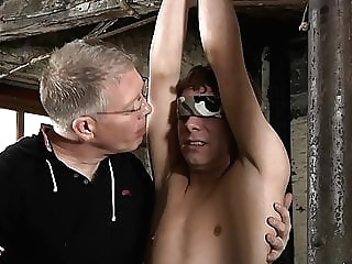 BDSM slave boy tied up and milked schwule jungs gay porn (gay) twink (gay) hd videos