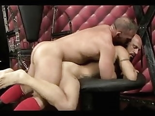 Musculosos peludos y barbudos follando gay porn (gay) hunk (gay) man (gay)