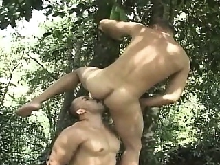 Latino Barebacking Have a Hardcore Gay Sex bareback (gay) blowjob (gay) facial (gay)
