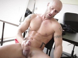 Muscular hunks fucking in office blowjob (gay) gays (gay) masturbation (gay)