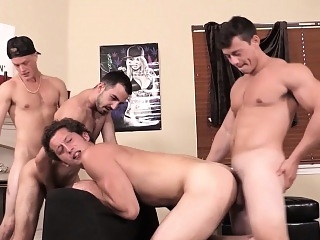 Reality Dudes - Banana Split - Trailer previe blowjob (gay) gays (gay) group sex (gay)