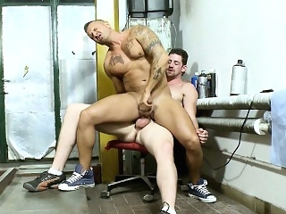Claudio Antonelli pounding bottom bitch gays (gay) masturbation (gay) muscle (gay)