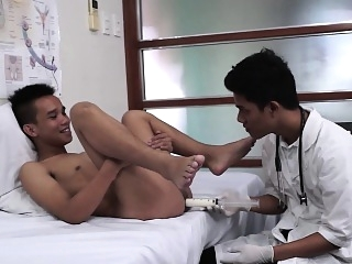 Milk Enema Mishap asian (gay) gays (gay) toys (gay)