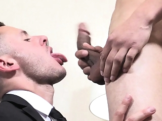 Brenner Bolton with Jaxton Wheeler asian (gay) big cocks (gay) blowjob (gay)
