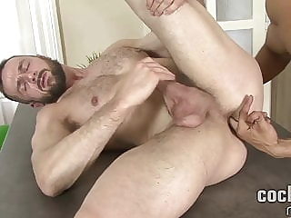 Cocksure Men - Ennio Guardi Barebacks Stan Simons bareback big cock daddy